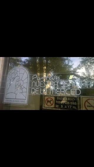 Nicho En Cementerio Privado (la Merced)