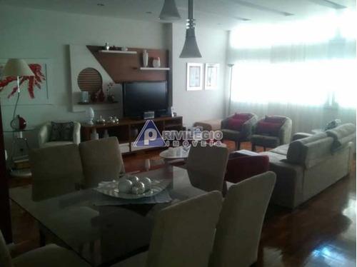 Imagem 1 de 27 de Apartamento À Venda, 3 Quartos, 1 Suíte, 1 Vaga, Copacabana - Rio De Janeiro/rj - 4159