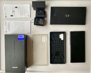 Samsung Galaxy Note 10 Plus De 256gb