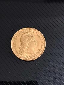 Argentinos De Oro Varios Años Moneda Oro