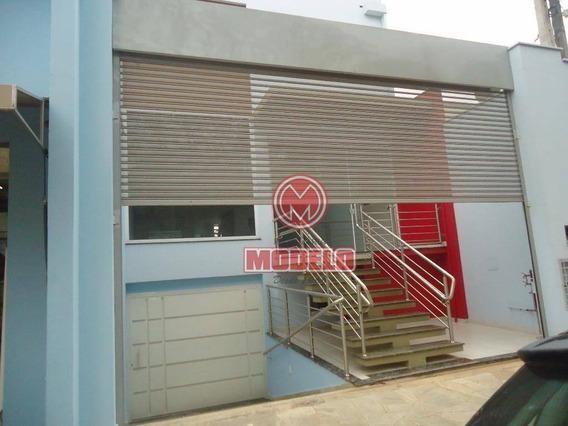 Salão Comercial Para Locação, Alto, Piracicaba. - Sl0194