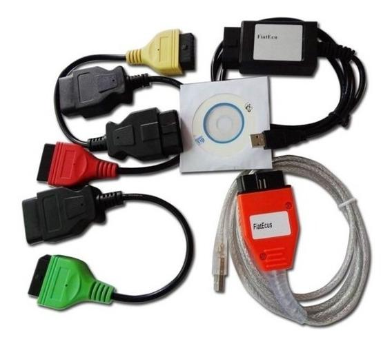 Scanner Fiat K-line E Cam - Baixo Custo - Faz Painel E Proxi