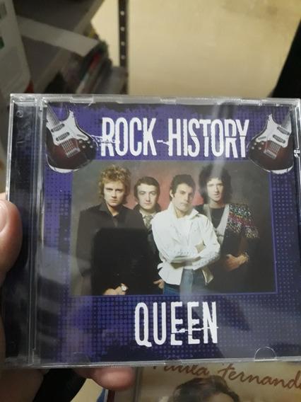Cd Rock History Queen