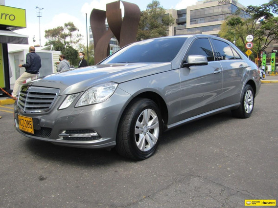 Mercedes Benz Clase E 220 At 2200
