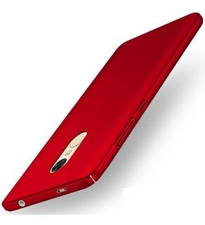 Case Capa Xiaomi Note 4 + 2 Peliculas Pronta Entrega!