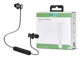Auricularles Running Bluetooth Deporte Inrun9 Manos Libres