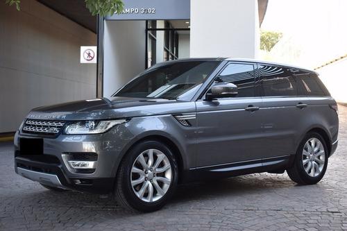 Land Rover Range Rover Sport 3.0 Sdv6 Hse 2017 17.000 Kms