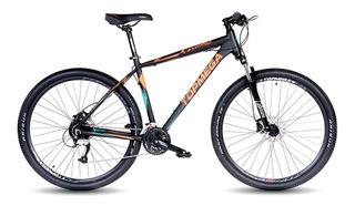 Bicicleta Top Mega Armor Sport 27v Fr Hidra R29 2019 + Linga