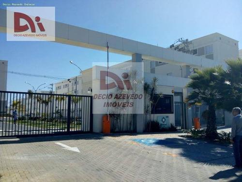 Apartamento Com 2 Dormitórios Para Alugar, 60 M² Por R$ 1.150,00/mês - Jardim Gurilândia - Taubaté/sp - Ap0049
