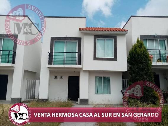 Casa En Venta En Residencial San Gerardo Al Sur De Aguascalientes
