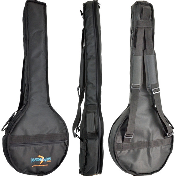 Capa Banjo Americano Marcas Extra Acolchoada Jpg Novo