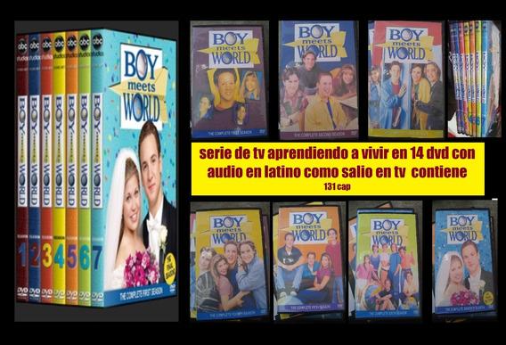 Aprendiendo A Vivir En Latino Completa Para Dvd