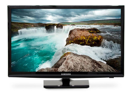 Imagen 1 de 4 de Tv Monitor Samsung 24 Pulgadas Hd Basica Lt24d315nq/zx Hdmi