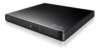 Lectograbadora Dvdrw Usb Externa Lg Gp65nb60 Notbk Pc Mac Tv