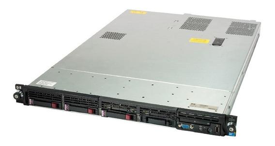 Servidor Hp Proliant (excelente Máquina!) Ver Configuração.