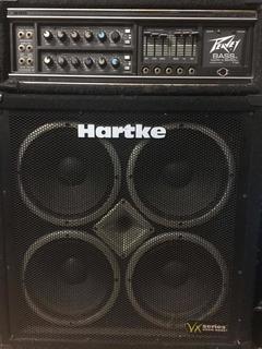 Amplificador Hartke Vx Series