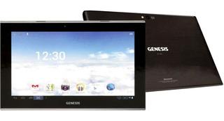 Tablet Genesis Gt 7301, Color Negro Y Usada