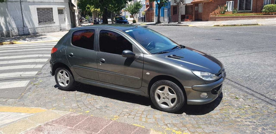 Peugeot 206 1.9 Xt Premium 2008
