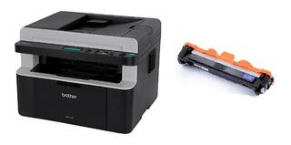 Impresora Multifuncion Brother Dcp 1617nw Usb Wifi Laser Copia Scanner Fotocopias + Toner Alternativo