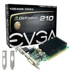 Placa Vídeo Evga Geforce Nvidia 210 1024ddr3