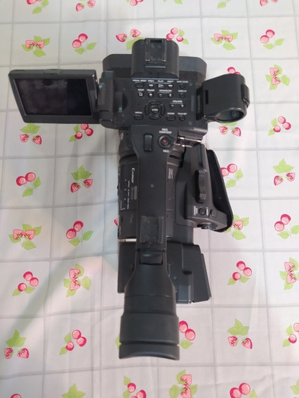 Troco Por Carro Filmadora Sony Nx5