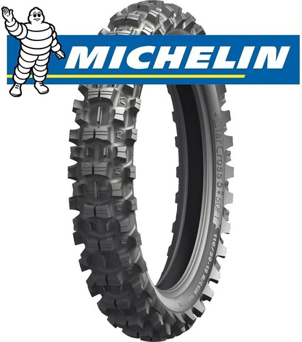 Cubierta Michelin Star 5 120/80-19 M/c Tt Maldonado Motos