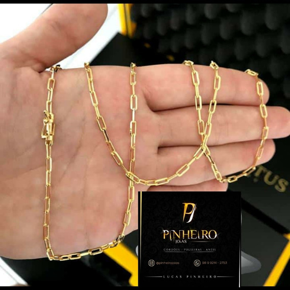 Joia Banhada A Ouro 18k