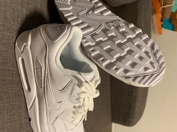 Tênis Nike Air Max 90 Tamanho 40 Novo Comprado Nos Usa Nota