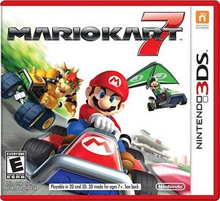 Mario Kart 7 Nuevo 3ds + Envio Gratis