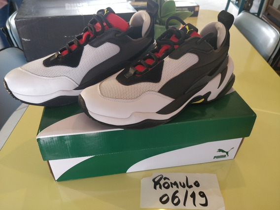 Tênis Puma Thunder Spectra Black/high Risk Red 41