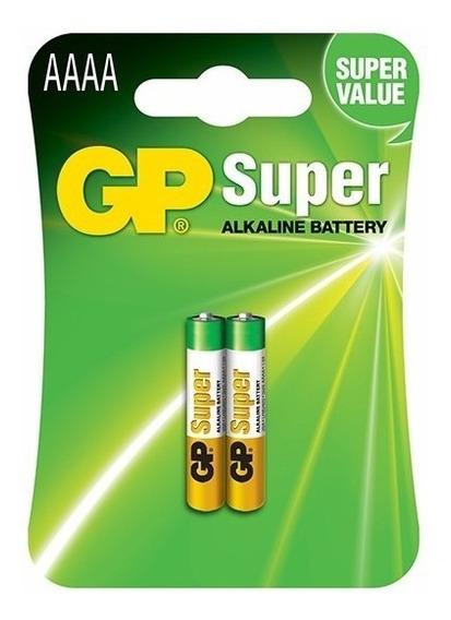 Bateria Pilha Aaaa 4a 25a Lr8d425 Gp Frete R$ 17,00.