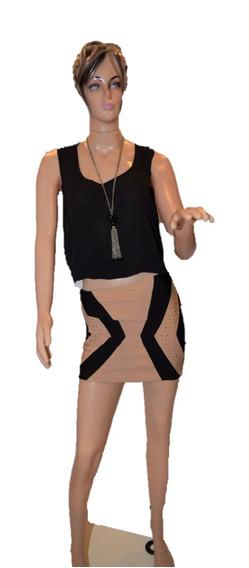 Maria Cher Mini/strapless Modelo Nispero Promo