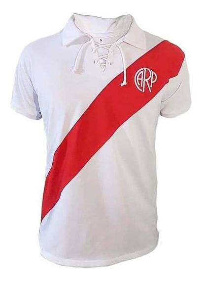 Camiseta De River Retro