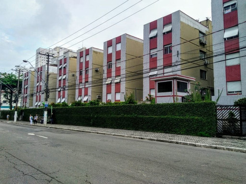 Imagem 1 de 13 de Apartamento Com 1 Dormitório À Venda, 44 M² Por R$ 165.000,00 - Itararé - São Vicente/sp - Ap1317