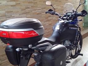 Yamaha 2018 Baixo Km (mais De 5 Mil Em Acessórios)