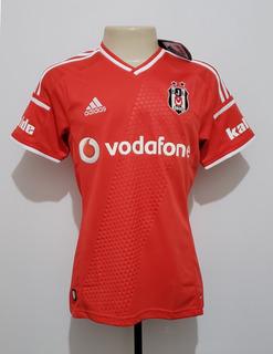 Camisa Oficial Futebol Besiktas Turquia Third 2014 adidas P
