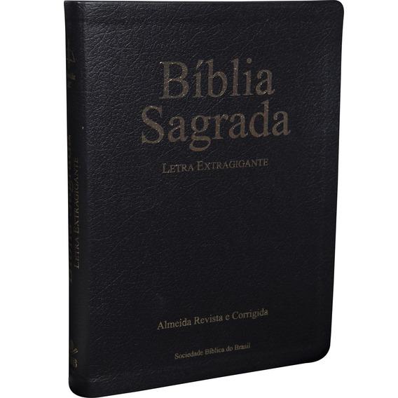 Bíblia Sagrada Letra Extragigante - Arc087tilexglv