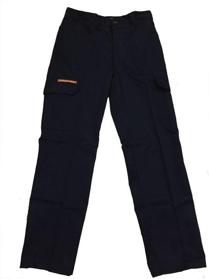 Pantalon Cargo De Dama De Trabajo Ombu Aire Libre