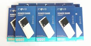 Carregador Powerbank Portátil Celular Usb 10000 Mah Original