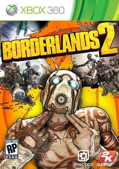 Borderlands 2 Xbox 360 Semi-novo