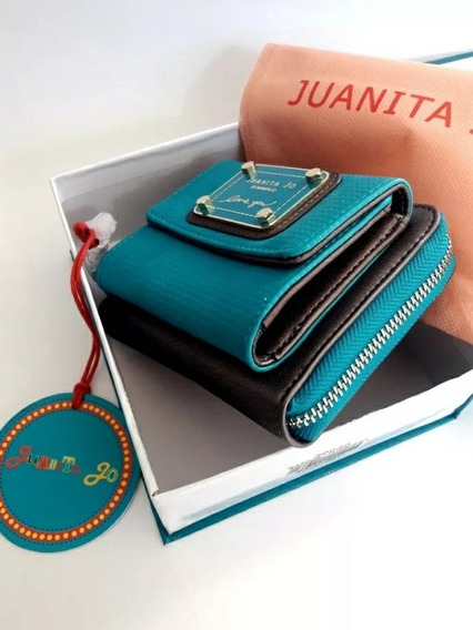 Billetera Juanita Jo Pocket