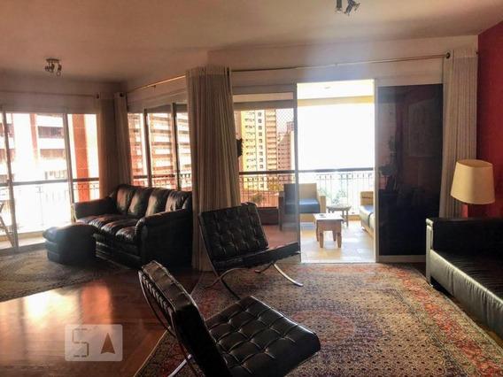 Apartamento Para Aluguel - Portal Do Morumbi, 4 Quartos, 100 - 893120615