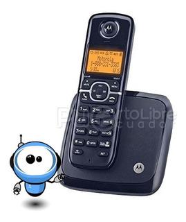 Telefono Inalambrico Motorola L601 + Altavoz + Identificador
