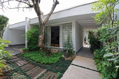 Casa Residencial À Venda, Vila Madalena, São Paulo. - Ca2203