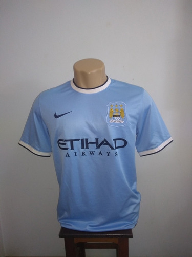 Camisa Manchester City Nike Oficial