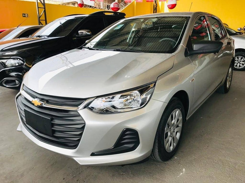 Chevrolet Onix 1.0 Turbo Flex Automático