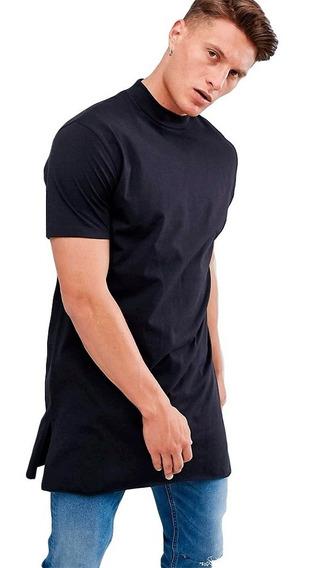 Camiseta Longline Oversized Stecchi Fabricação Própria