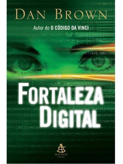 Fortaleza Dan Brown Livro Lacrado Editora Show