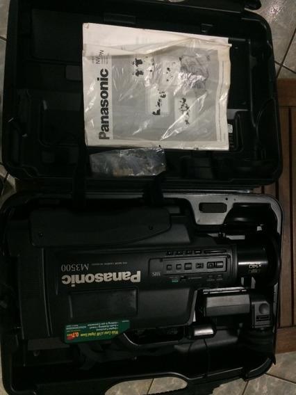 Filmadora Vhs Mod. M3500 - Panassonic