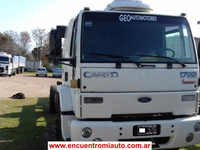 Camion Ford Cargo 1722 43 Chasis Largo A Bomba. Multicamju